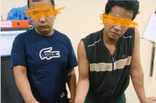 Dalam Sehari, Polres Karo Ringkus Enam Pelaku Narkoba Jenis Sabu Ditempat yang Berbeda