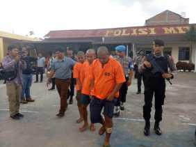 Anggota DPRD Karo Apresiasi Kinerja Polres Karo Ungkap Sabu 9 Kg di Pancur Batu