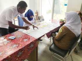 BNNK Tes Urin 398 ASN di Karimum, Tiga Persen Positif Narkoba