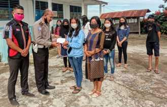 14 Siswa/i SMPN Payung, Batukarang Berprestasi Diterima Masuk di SMAN Favorit