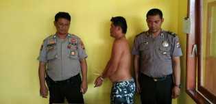 Polsek Panipahan Ringkus Bagan Setelah Nyamar Jadi Pembeli Narkotika Jenis Sabu