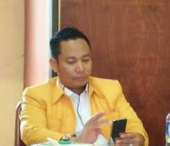 Juni Rachman Ditunjuk Jadi Plt Ketua DPD II Golkar Siak