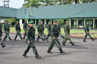 Ini Tujuan Digelar Minggu Militer Bagi Prajurit Korem 023/KS