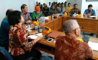 Rencana Jokowi ke Karo, Wagubsu Bahas Percepatan Penanganan Erupsi Sinabung
