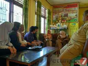 Observasi Sebelum PPL 2017, Mahasiswa FKIP UIR Berkunjung ke SMAN 3 Tualang