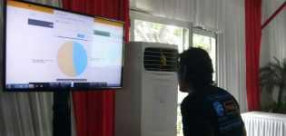 Data Masuk Situng KPU dari  85.648 TPS, Jokowi Sementara Unggul