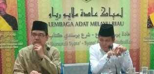 Soal Pilpres, Netralitas Lembaga Adat Melayu Riau Jangan Diragukan