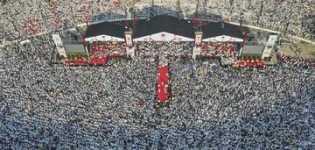 Kampanye di GBK, Prabowo: Ini Rapat Akbar Politik Terbesar Dalam Sejarah Indonesia