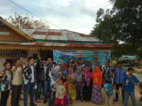 Bhakti Sosial di Bulan Ramadhan, Panti Asuhan Al-Istiklal Terima Bantuan IPK Riau