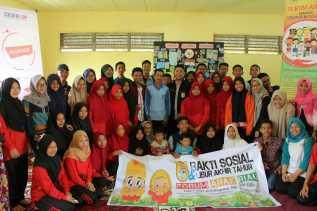 Ini Kegiatan Forum Anak Riau di Inhil Dalam Program Akhir Tahun
