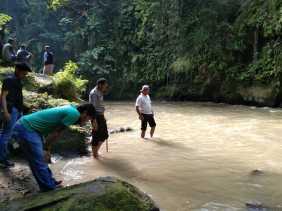 Masuk ke Sungai Lau Biang bersama Sepeda Motornya, Lala Milala Belum Ditemukan