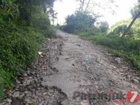 Info Terkini: Jalan Alternatif Berastagi - Medantepatnya di Panamaken  Butuh Perbaikan