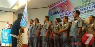 Gembira Ginting Resmi Dilantik Jadi Ketua DPC KOSWARI Karo Periode 2019 - 2024
