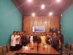 Tim Pemenang Syamsuar - Edi Natar Nasution Dibentuk, Namanya Sahabat Karib Pekanbaru