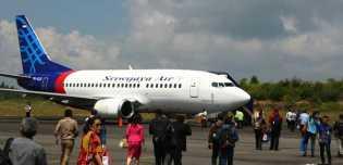 Bandara Silangit di Siborong - Borong Resmi Jadi Skala Internasional