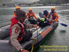 Hari ke 4 Pencarian Imran yang Tenggelam di Danau Toba Desa Tongging, Ini Penjelasan Basarnas
