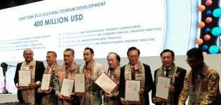 Badan Otorita Danau Toba Teken Investasi Rp6,1 Triliun