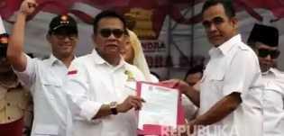 Di Jakarta Deklarasi Prabowo Untuk Capres 2019