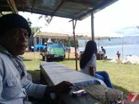 Pesta Danau Toba 2018 di Silalahi, Begini Kata Pemilik Warung Soal Pengunjung