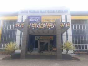 Cegah Penyebaran Covid 19, KPP Pratama Kabanjahe Hentikan Sementara Layanan Tatap Muka