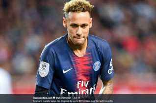 Hubungan Neymar dan PSG 'Panas Dingin'