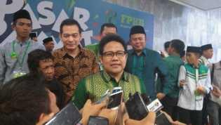 Ketum PKB Tetap Optimis Dipilih Jokowi Jadi Cawapres