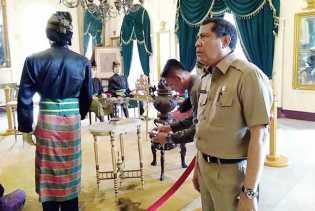 Polres Siak Temukan Petunjuk Terkait  Istana Siak