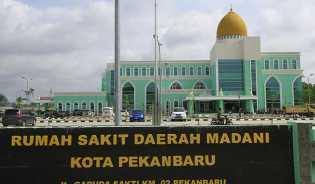 Besok, Walikota Soft Launching RSUD Madani Kota Pekanbaru