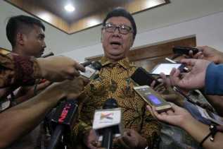 Pantau Korupsi Daerah, Mendagri Bahas Penguatan Inspektorat dengan KPK
