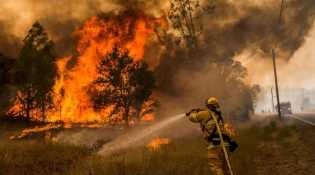 Kepala Daerah Curhat Soal Anggaran Kebakaran Hutan