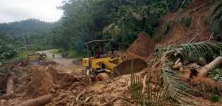 Korban Terakhir  dari Duapuluh Lima Orang Akibat Bencana dan Banjir di Pacitan Ditemukan
