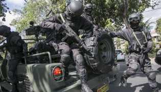 Pansus RUU Anti Terorisme Butuh Bantuan Pemerintah
