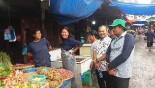 Pasca Pembangunan Drenaise, P4K bersama Direktur PDAM Tinjau Air Bersih di Kabanjahe