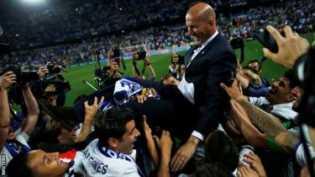 Malaga Kalah, Real Madrid Juara La Liga