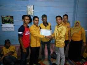 Hanura Bangko Pusako Gelar Penyuluhan Hukum Untuk Warga