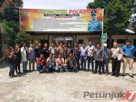 Audiensi ke Polres Karo, Koswari Karo Akan 'Berkibar' Kembali