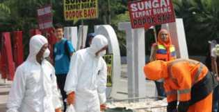 Citizen Lawsuit: Gubernur Jawa Timur Digugat Warga Akibat Sampah Popok