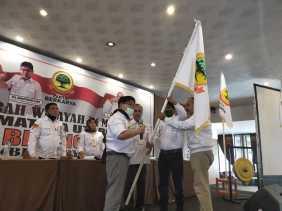 Terpilih Aklamasi, Tirta Yasa Sembiring Resmi Jadi Ketua DPW Partai Beringin Berkarya Sumut
