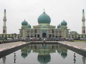 Dinas Pariwisata Riau: Riau Bersiap Menerapkan Wisata Religi