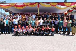 Perayaan HANI 2018 di Karo, Bupati:  Cegah dan Berantas Peredaran 'Gelap' Narkoba