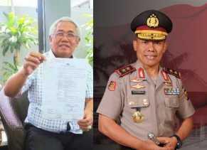 Dr Suhendro 'Tantang' Kapolda Riau Tentang Judi Berkedok Gelper  di Pekanbaru