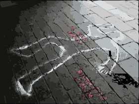 Ringkus Residivis: Tebas Dada Polisi, Andre Kolot Ditembak Mati