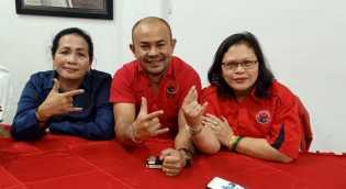 Terkait Balon Bupati dan Wakil Bupati Karo, DPC PDI-P: Tetap Sabar Menunggu Keputusan DPP