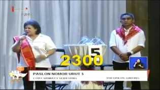Video Sesi Pertama Debat Publik Calon Bupati Karo Jadi Viral di Facebook, Terkait  Ini