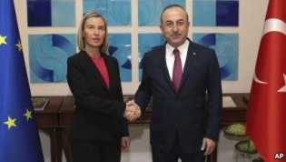 Perdebatan Sengit Dominasi KTT Turki-Uni Eropa