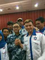 Ketua MPR RI Buka Puasa Bersama Dengan IKMS dan BKMS