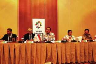 OCA-INASGOC Bahas Protokol Asian Games 2018