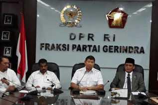 Tidak Terima Dituduh Pro Teroris, Partai Gerindra Lapor ke Polisi 12 Akun Medsos