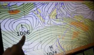 Siklon Dahlia Tidak Pengaruhi Perairan Sumbar, Ini yang Diwaspadai