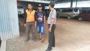 Piket Polsek Bangko Gelar Giat Patroli Ditengah Masyarakat